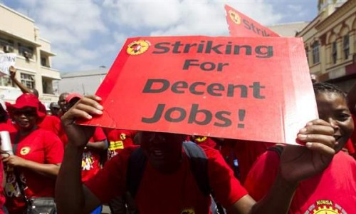 How to avoid labour strike